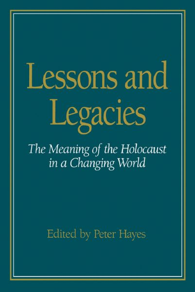 Cover of Lessons and Legacies