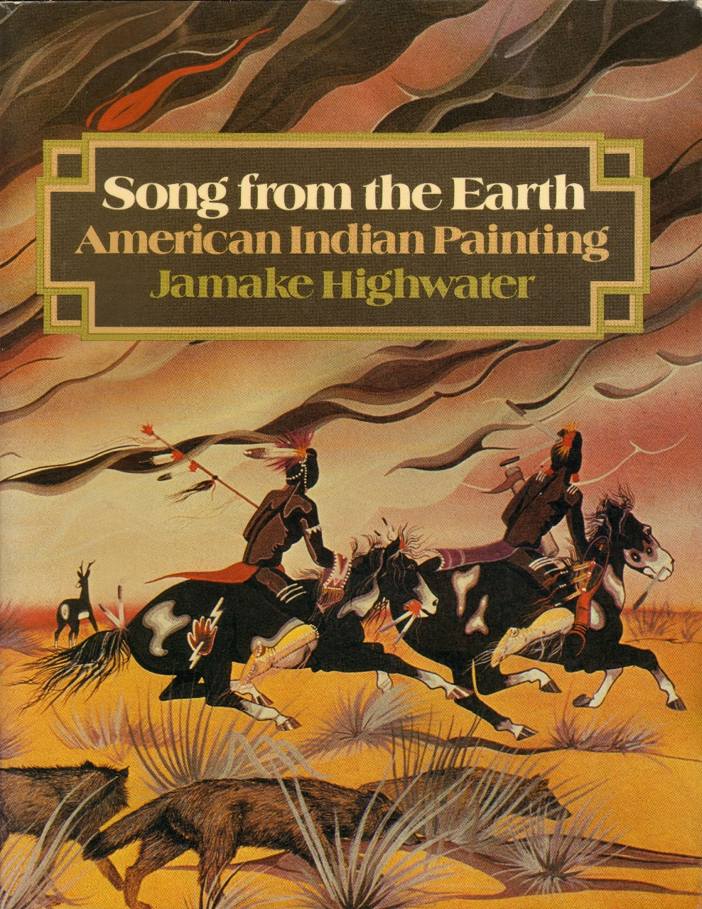 Cover of Song From the Earth