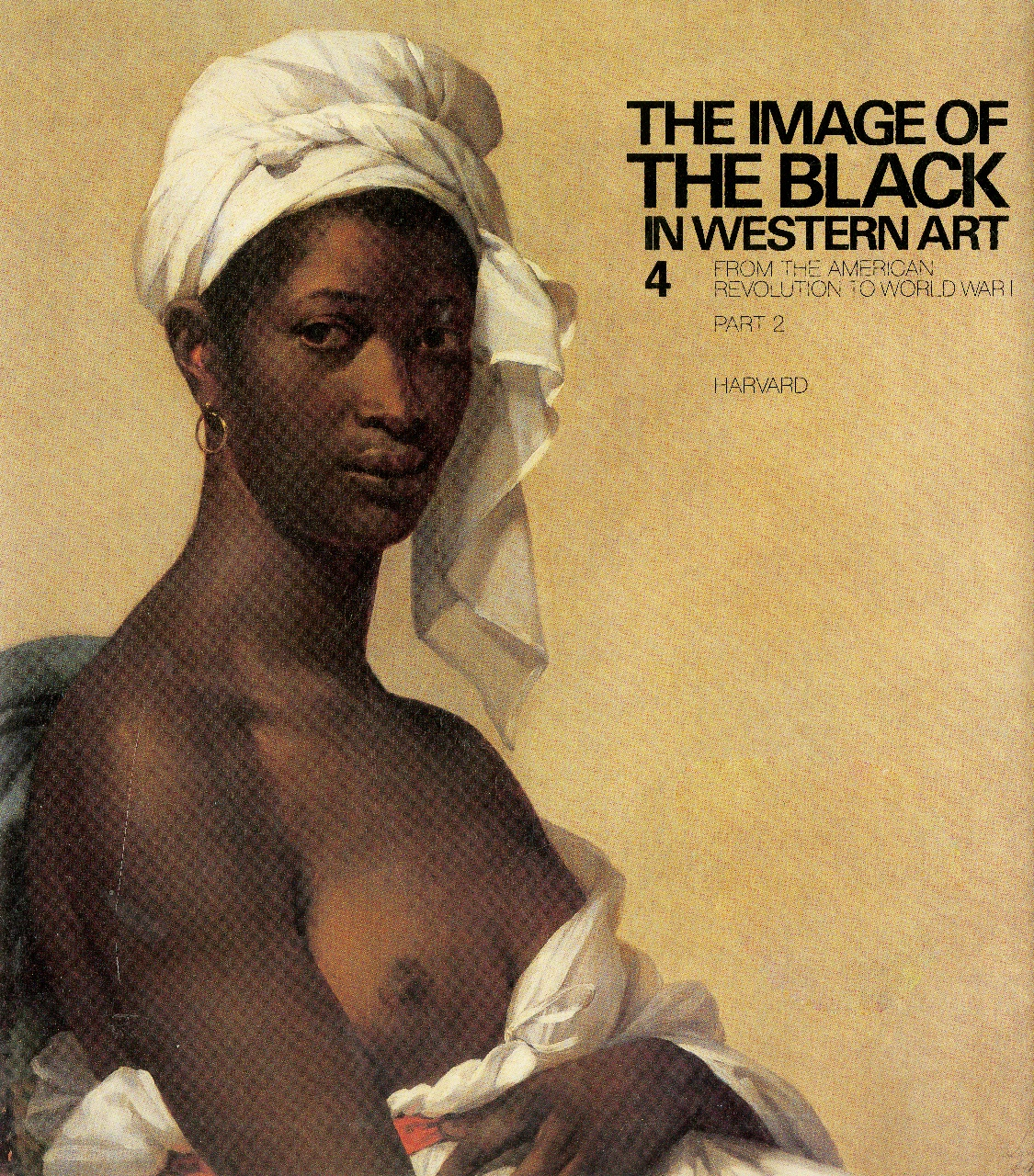 Cover of The Image of the Black in Western Art From the American Revolution to World War I