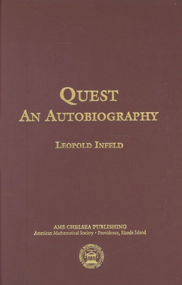 Cover of Quest