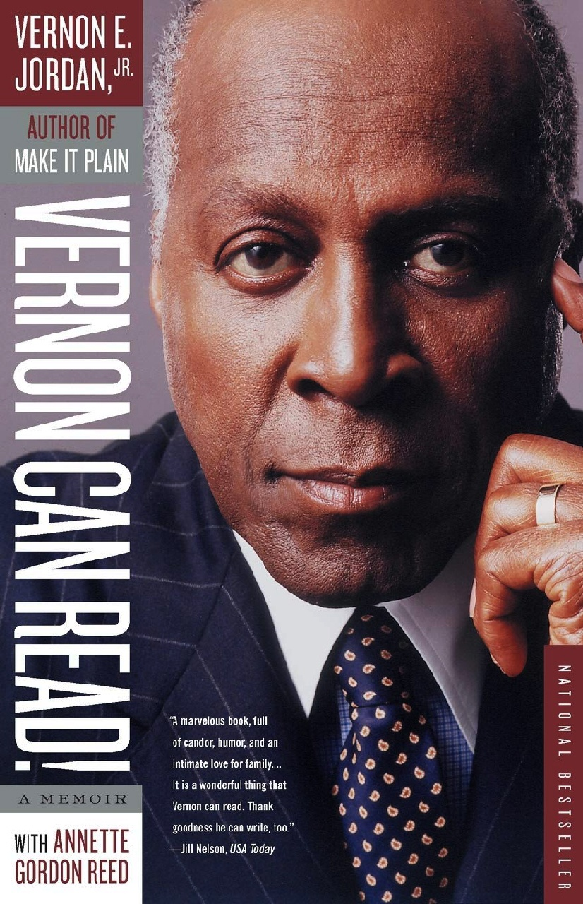 Cover of Vernon Can Read