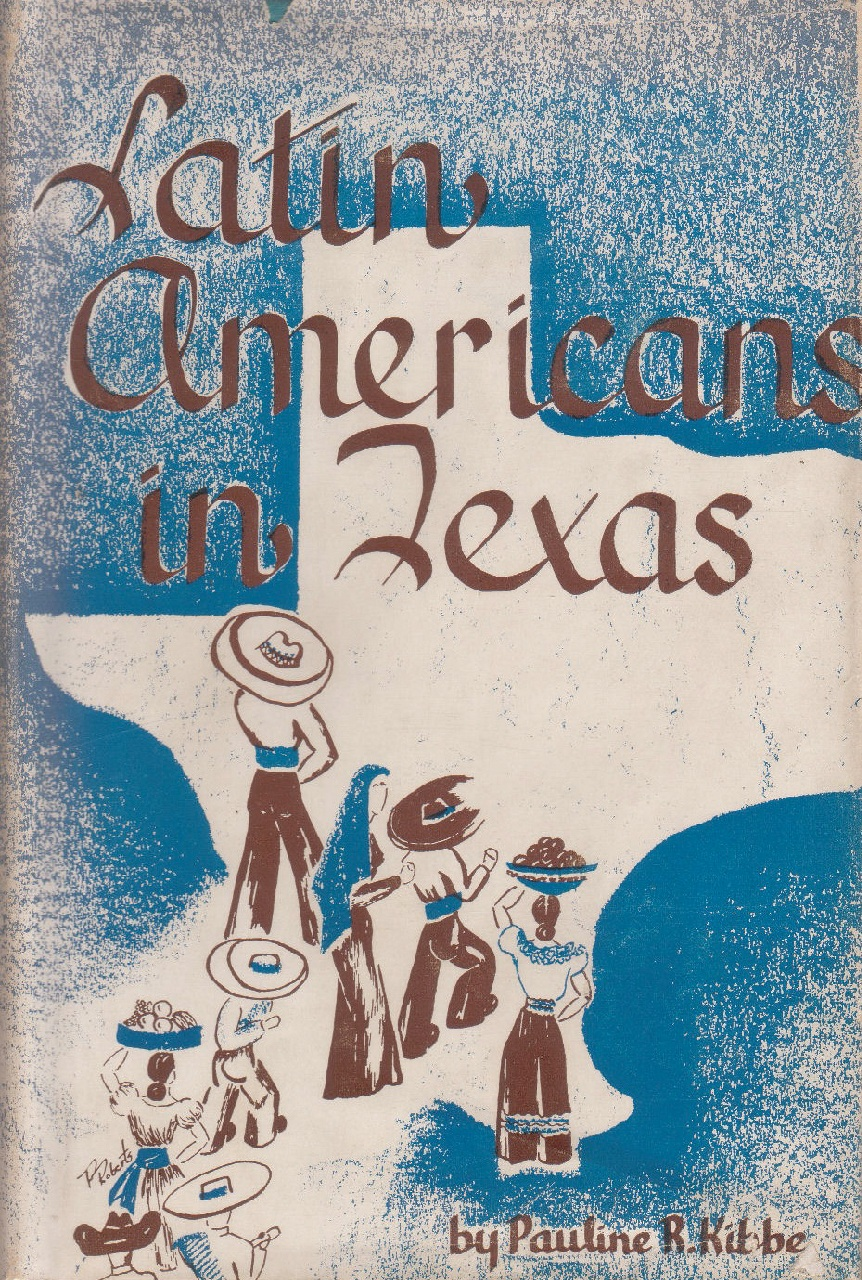 Cover of Latin Americans in Texas