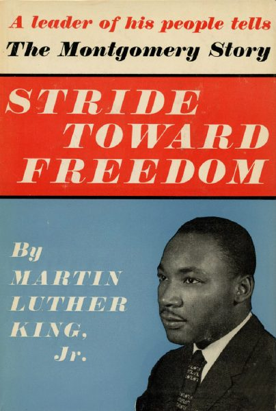 Cover of Stride Toward Freedom