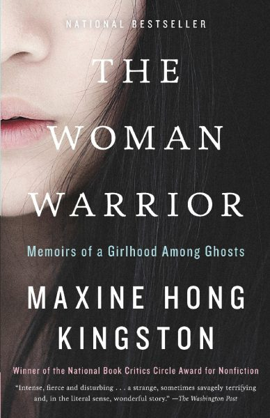 Cover of The Woman Warrior