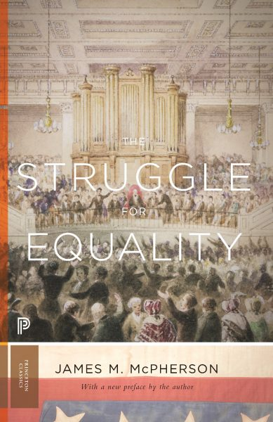 Cover of The Struggle for Equality