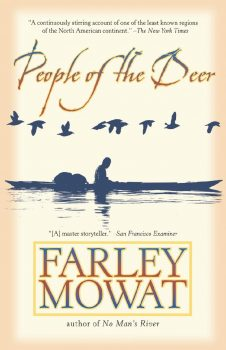 Cover of People of the Deer