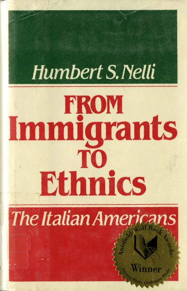 Cover of From Immigrants to Ethnics