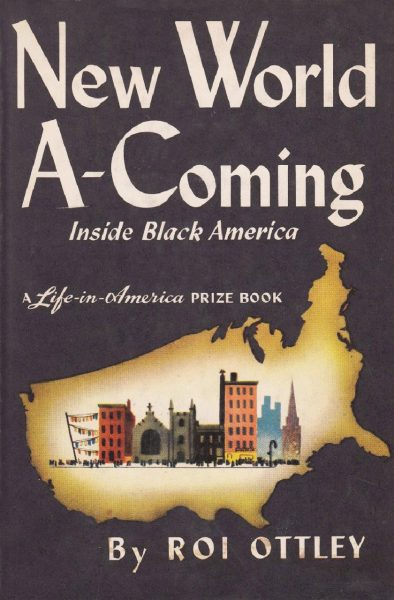 Cover of New World A-Coming