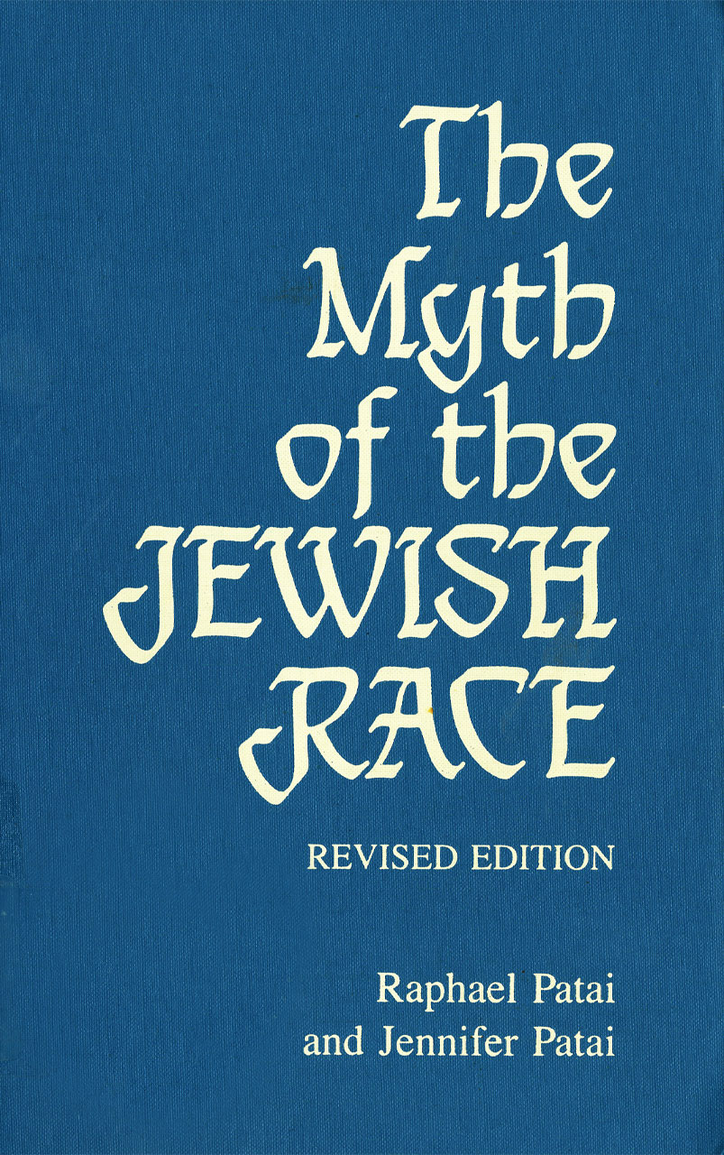 Cover of The Myth of the Jewish Race