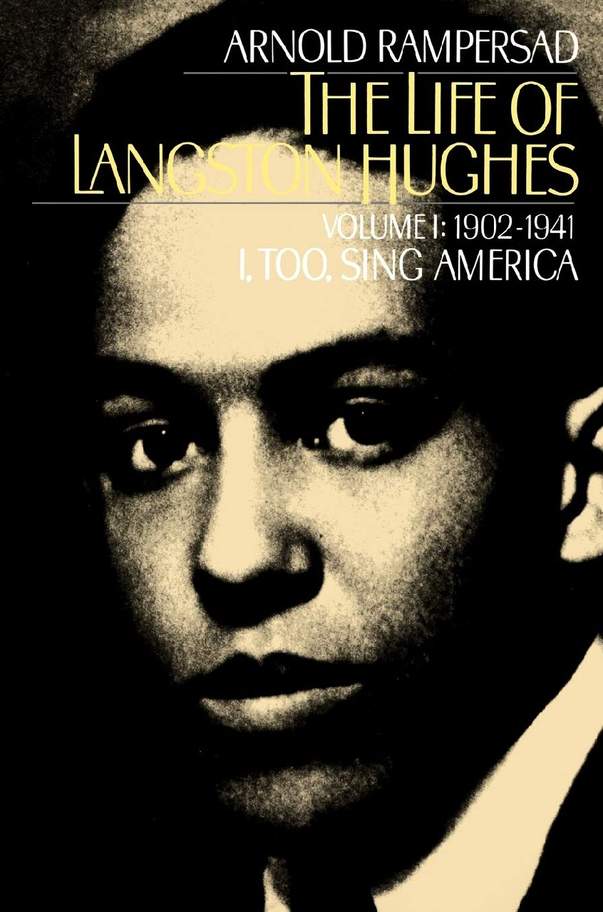 Cover of The Life of Langston Hughes