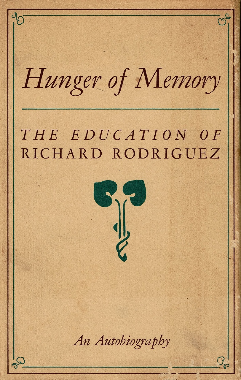 Cover of Hunger of Memory