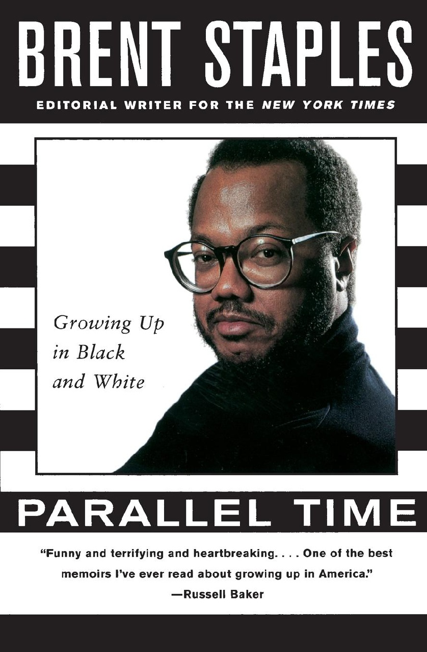 Cover of Parallel Time: Growing Up in Black and White