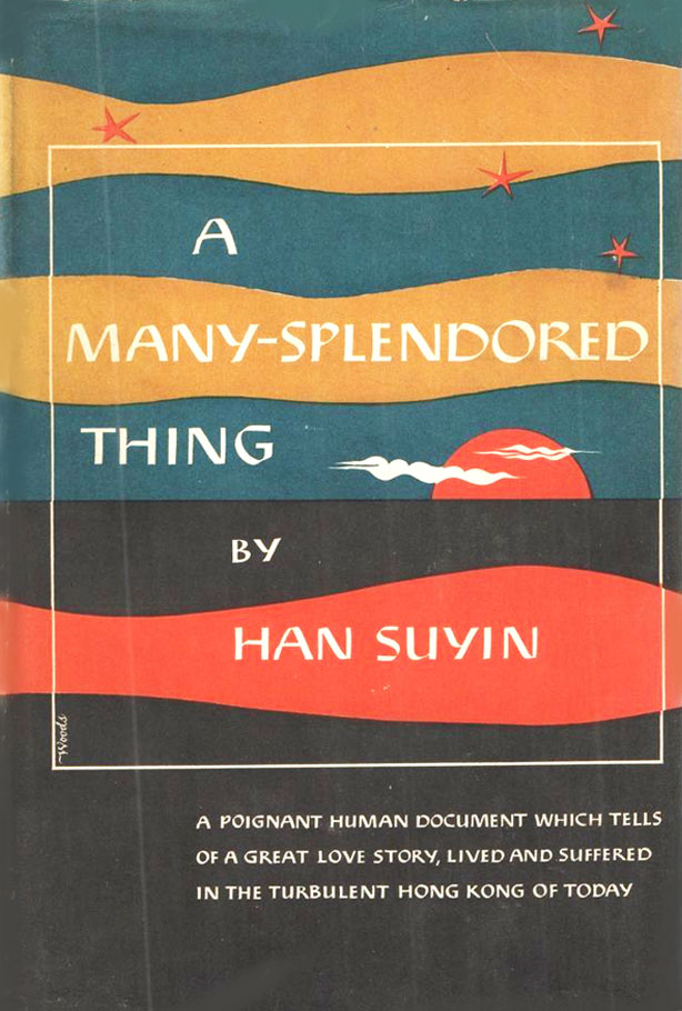 Cover of A Many-Splendored Thing