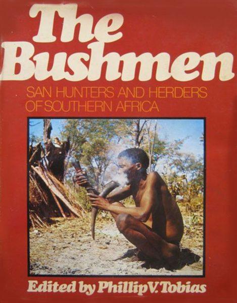Cover of The Bushmen