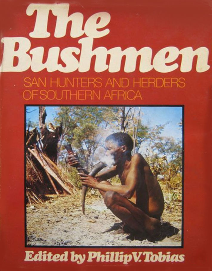 Cover of The Bushmen
