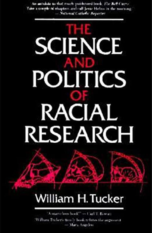 Cover of The Science and Politics of Racial Research