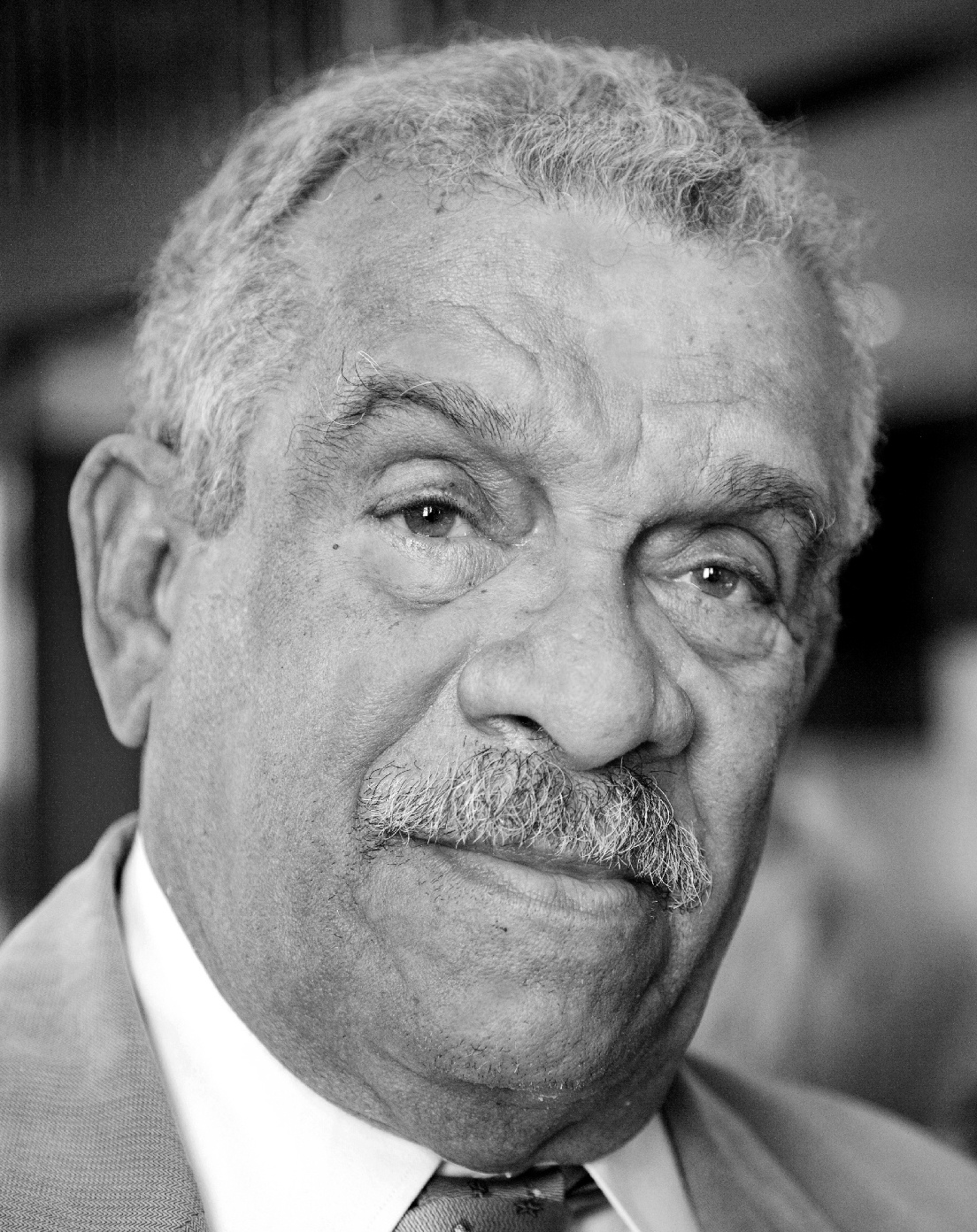 Portrait of Derek Walcott