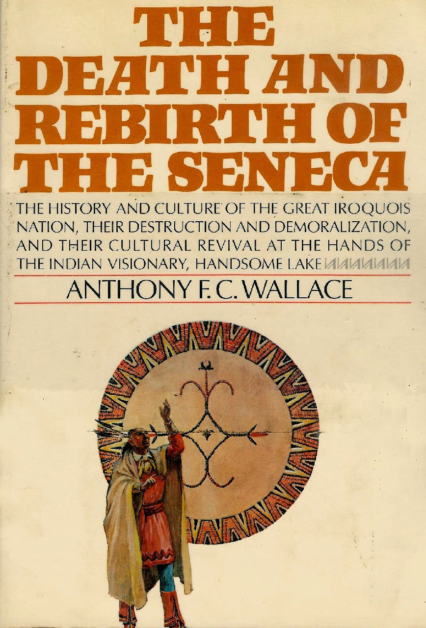 Cover of The Death and Rebirth of the Seneca