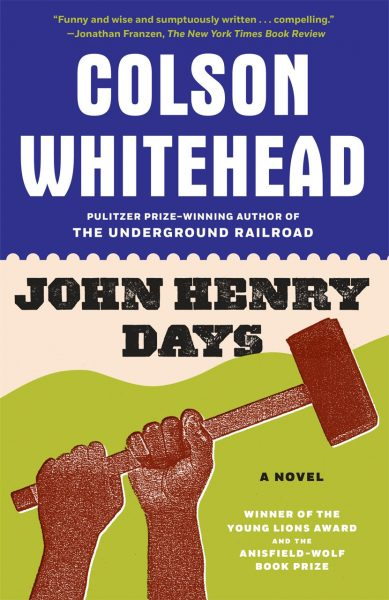 Cover of John Henry Days