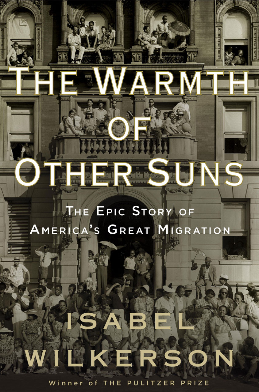 Cover of The Warmth of Other Suns