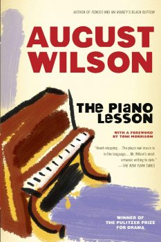 Cover of The Piano Lesson (1990)