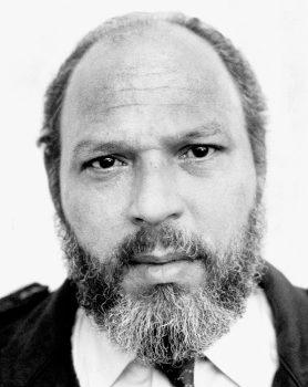 Portrait of August Wilson