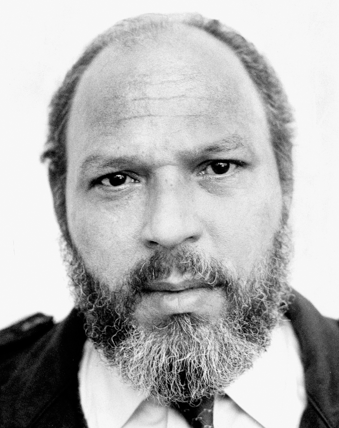 Portrait of August Wilson