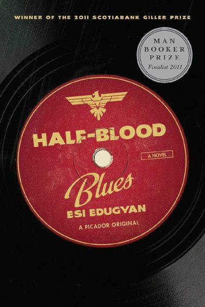 Cover of Half-Blood Blues