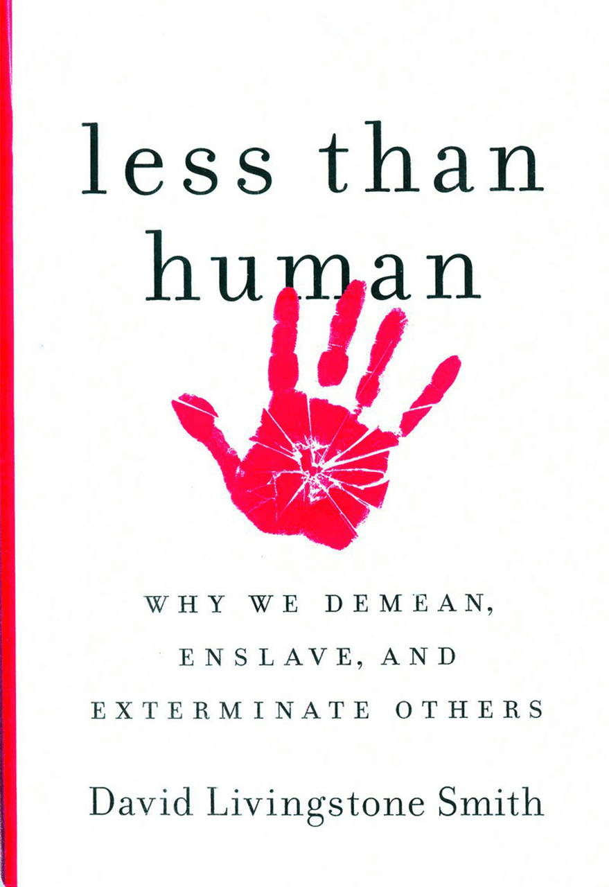 Cover of Less Than Human