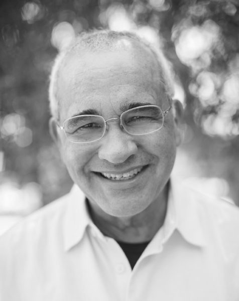Portrait of Arnold Rampersad