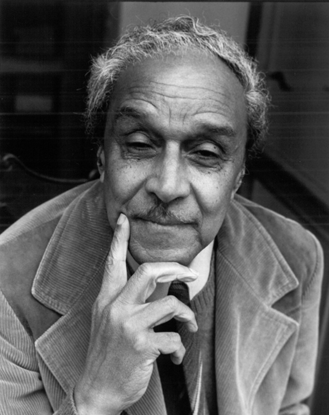 Portrait of Wilson Harris