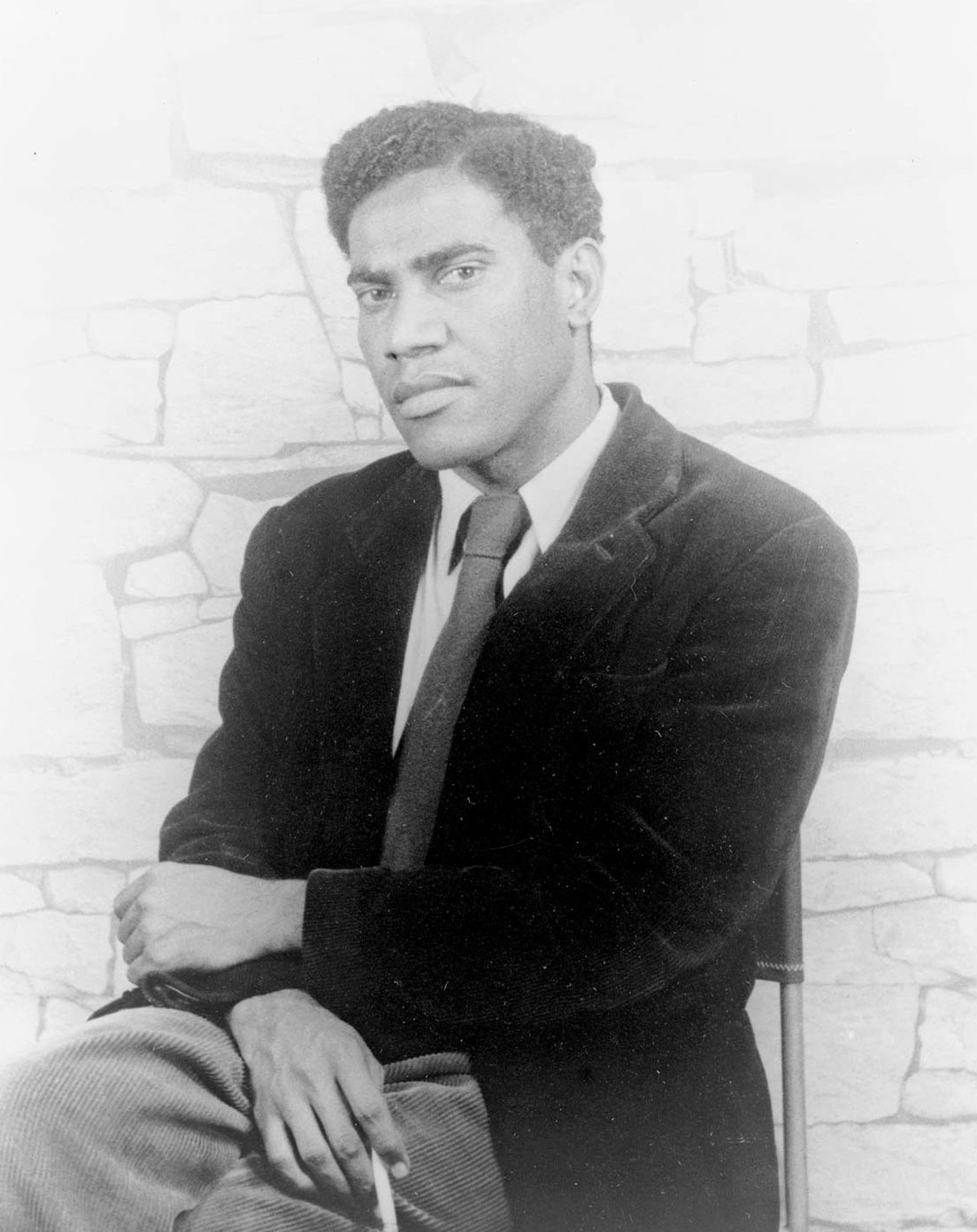 Portrait of George Lamming