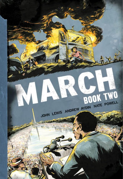 March: Book Two cover