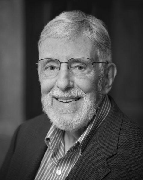 Portrait of David Brion Davis