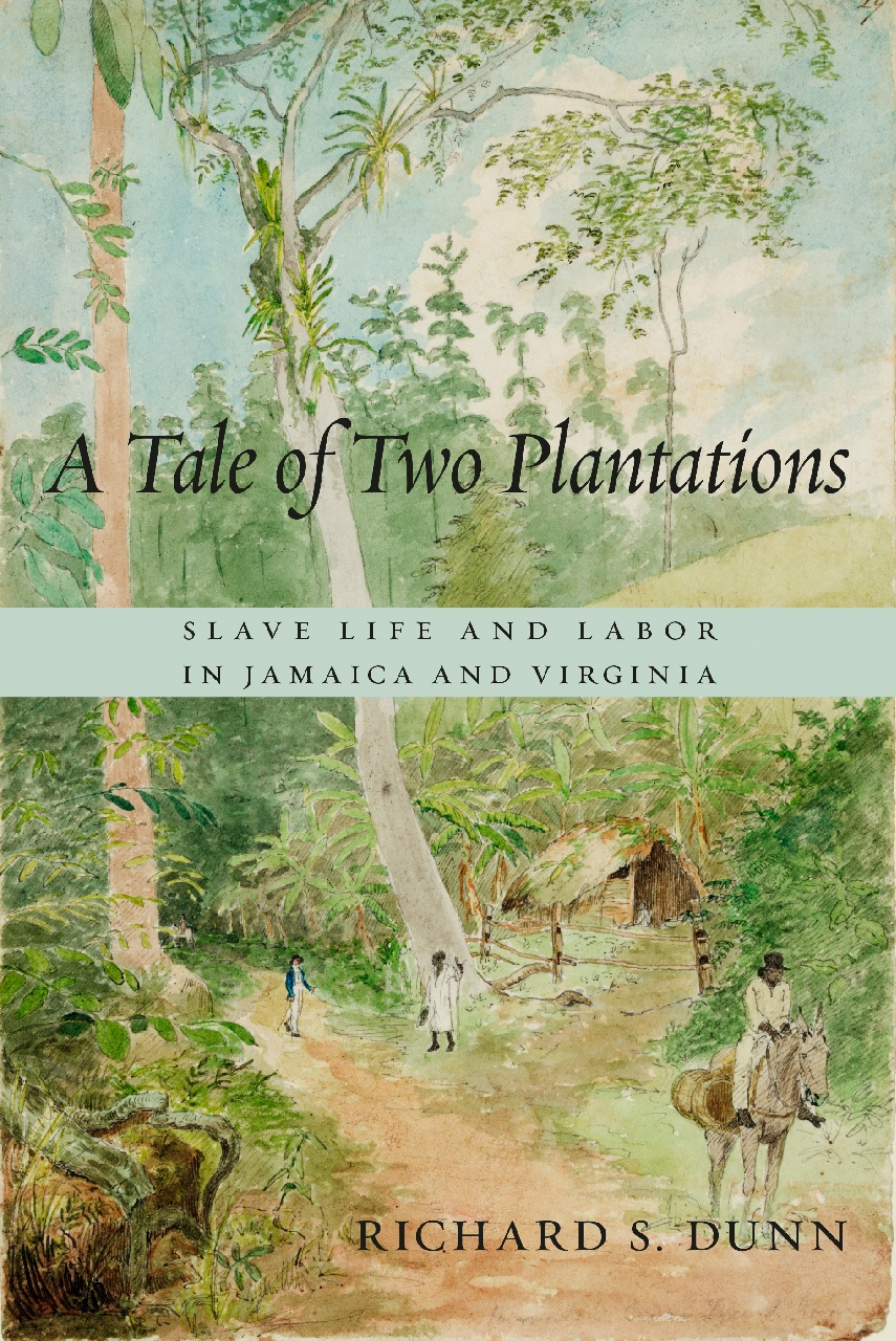 Cover of A Tale of Two Plantations