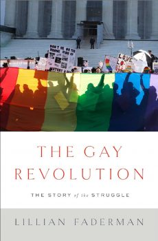 Cover of The Gay Revolution