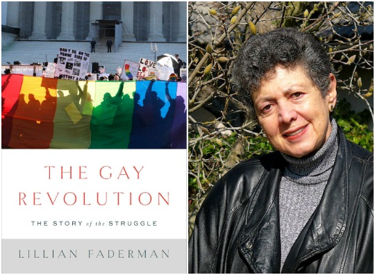 lillian faderman the gay revolution