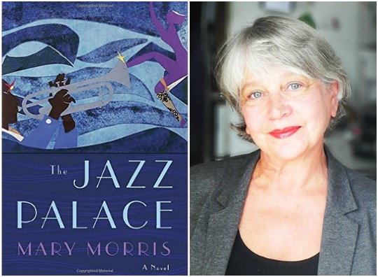 mary morris the jazz palace