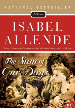 Cover of The Sum of Our Days (2008)