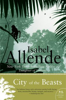 Cover of City of the Beasts (2002)