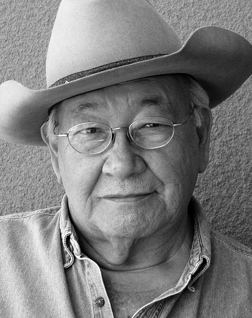 Portrait of N. Scott Momaday