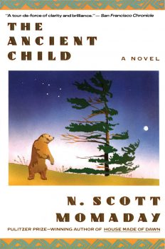 Cover of The Ancient Child (1989)