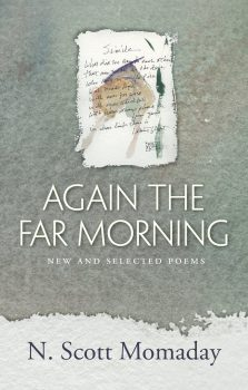 Cover of Again the Far Morning: New and Selected Poems (2011)