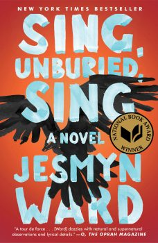 Cover of Sing, Unburied, Sing