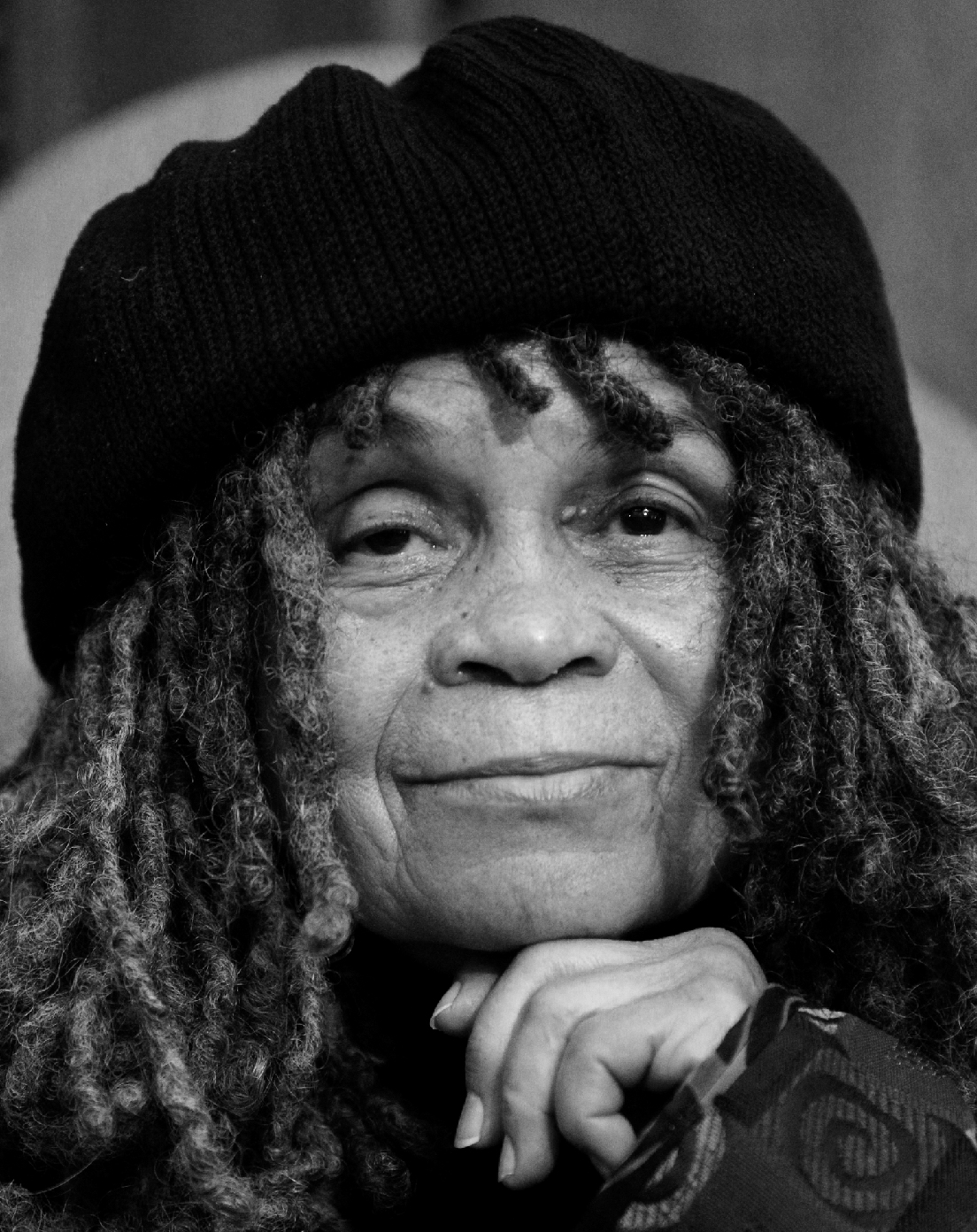 Portrait of Sonia Sanchez