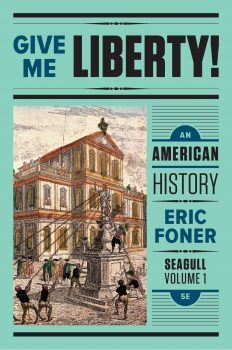 Cover of Give Me Liberty: An American History (2004)