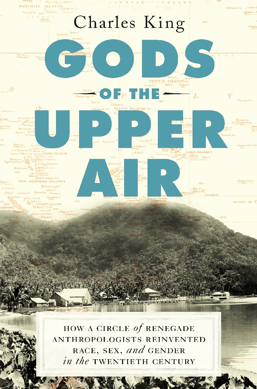 Cover of Gods of the Upper Air