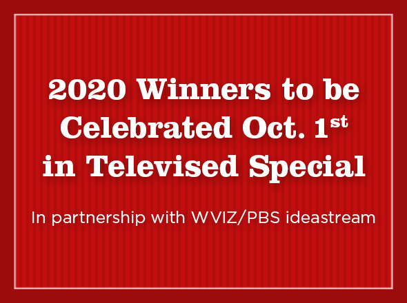 2020 Winners to be Celebrated Oct. 1st in Televised Special