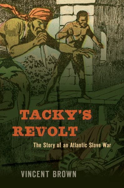 Cover of Tacky's Revolt