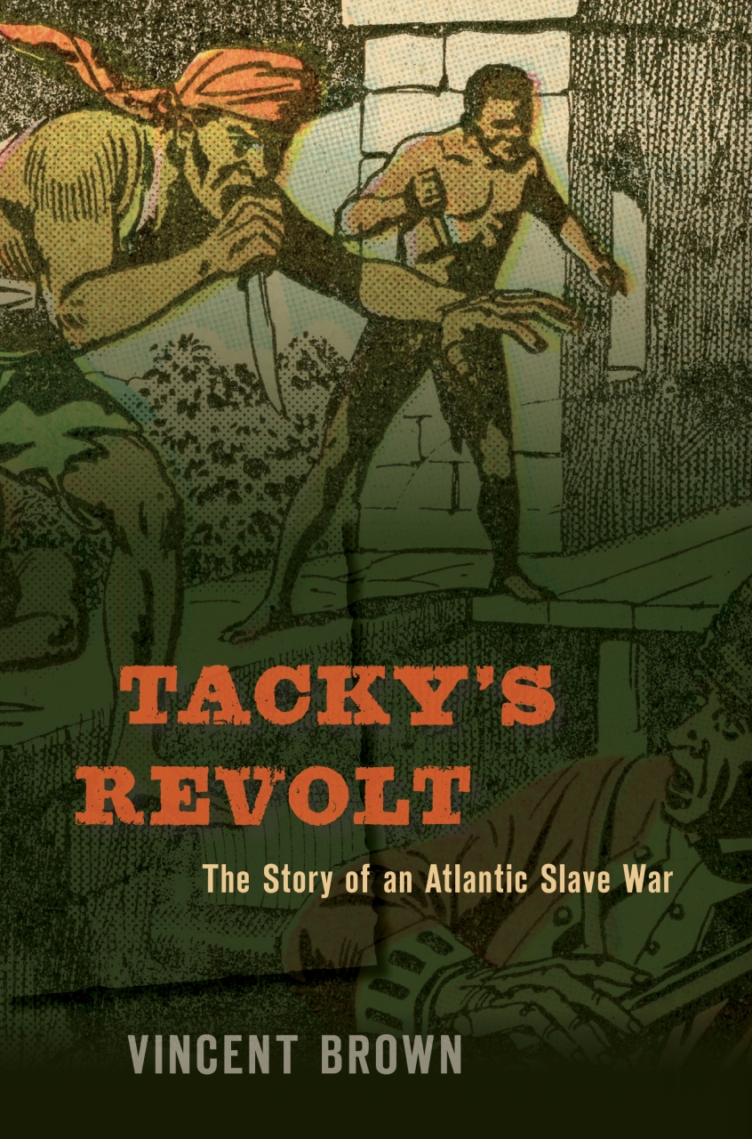 Cover of Tacky's Revolt